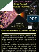 Astronomia Para Poetas