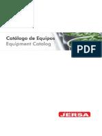 Maquinaria Jersa Catalogo General de Equipos Maquinaria Jersa 832897