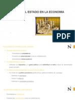 PPT_Func. Estado en La Economía
