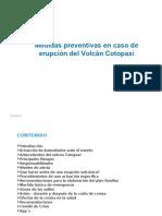 Medidas Preventivas Cotopaxi