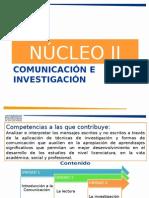 Presentación Núcleo II