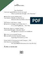 suRRism - Third Occurrence (Manifesto)