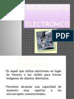 El Microscopio Electrónico