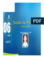 Ppt Modul 6-Statistika-Distribusi_Student_t [Compatibility Mode]