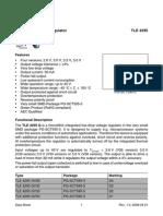 Infineon TLE4295 DS v01 04 En