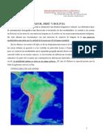 7. El Espanol de Ecuador Peru y Bolivia