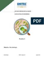 Practica 1. Material de Laboratorio y Bioseguridad