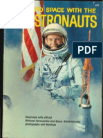 Spotlight Wonder Book - Into Space With the Astronauts