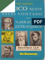 MÉXICO 9 VECES CONTADO
