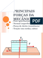 2. Fora e Movimento - As Leis de Newton