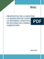 CIDE-Propuestas en Materia de Lucha Contra La Corrupción