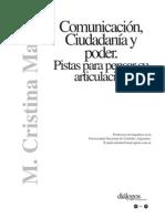 64 Revista Dialogos Comunicacion Ciudadania y Poder (No)