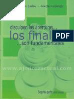 BARLOV & KARAKLAJIC - Los finales son fundamentales vol 2 (La Casa del Ajedrez, 2005).pdf