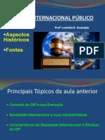2_DIP - Histórico e Fontes 2015.1