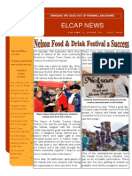 ELCAP E-Newsletter Issue 32 - Oct 2015