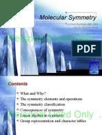 KI2141-2015 SIK Lecture06 MolecularSymmetry