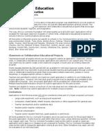 cox grant pdf
