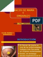 Cancer de Mama y Embarazo Expo