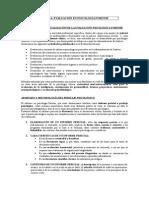 Tema 6. Evaluación en Psicología Forense