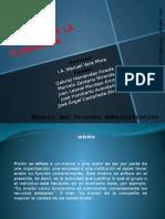 E) Etapas de La Planeación manejo de procesos administrativo