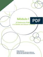Texto Módulo 1 - A Defensoria Pública e o Acesso à Justiça (2015)