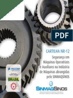 Cartilha NR 12 Máquinas Operatrizes
