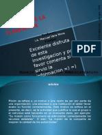 E) Etapas de La Planeación Manejo de Procesos Administrativo.