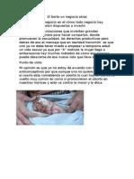 informe del aborto