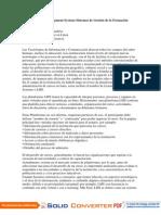 LMS (Learning Management System) Sistemas de Gestión