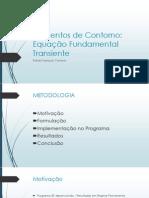 Parte I - Equação Fundamental Transiente (30!08!2013)