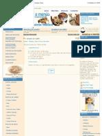 Receitas & Menús, O Seu Livro de Culinária