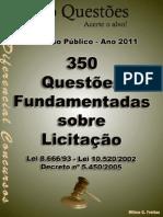 300 Questoes de Licitacao