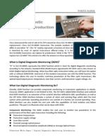 Fiberstore-White Paper-Digital Diagnostic Monitoring (DDM) Introduction