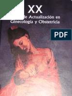 XX Curso de Actualización en Ginecología y Obstetricia