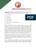 PattyDicas - Lei Nº 8112-90 - Vacância