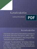 KI3241 RadioKimia Lec05 2012