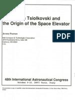 Konstantin Tsiolkovski Iaf Paper