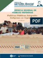 30. Conferencia Mundial de Pueblos Ind Genas1