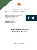 Atps de Contabilidade de Custos Modelo - Cópia