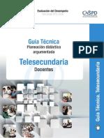 3 Guia Tecnica Planeacion Docentes Telesecun