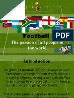 Football PPT