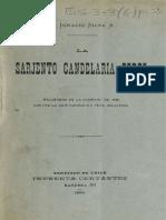 La Sarjento Candelaria Pérez. Recuerdos de La Campaña de 1838 Contra La Confederación Perú-boliviana. (1904)