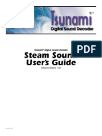 Tsunamisteam Users Guide