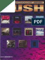 28782 Rush Guitar Anthology Series