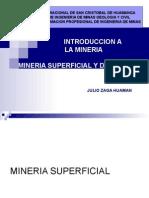 6.2.Mineria Superficial y Carbon