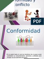 Conformidad y Conflicto