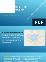 Abastecimiento de Agua Potable en Managua