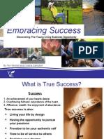 Embrace Success PP