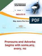 Semana 3.Indefinite Pronouns