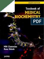 Textbook of Medical Biochemistry (8th Ed.)